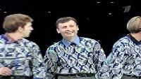КВН Нарезки КВН Высшая лига (2002) 1/4 - Парма - Приветствие