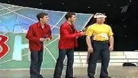 КВН Нарезки КВН Высшая лига (2002) 1/8 - УЕздный город - Музыкалка
