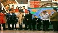 КВН Нарезки КВН Высшая лига (2003) 1/8 - РУДН - Приветствие