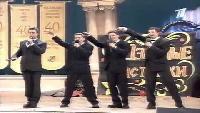 КВН Нарезки КВН Высшая лига (2003) Финал - РУДН - Музыкалка