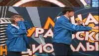 КВН Нарезки КВН Высшая лига (2004) 1/2 - ЛУНа - Приветствие