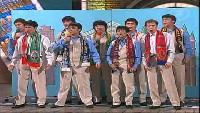КВН Нарезки КВН Высшая лига (2004) 1/4 - Астана.kz - Приветствие