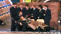 КВН Нарезки КВН Высшая лига (2004) 1/4 - ЛУНа - Приветствие