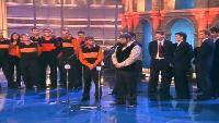 КВН Нарезки КВН Высшая лига (2005) 1/2 - Мегаполис - Разминка