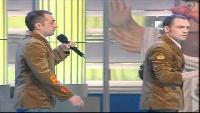КВН Нарезки КВН Высшая лига (2005) 1/4 - Сборная Питера - Приветствие
