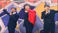 КВН Нарезки КВН Высшая лига (2005) 1/8 - ЛУНа - Приветствие