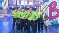 КВН Нарезки КВН Высшая лига (2006) 1/2 - ПриМа - Музыкалка