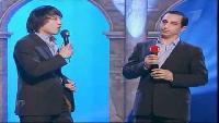КВН Нарезки КВН Высшая лига (2006) 1/8 - РУДН - 5 шуток