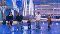 КВН Нарезки КВН Высшая лига (2006) 1/8 - Сб. малых народов - Приветствие