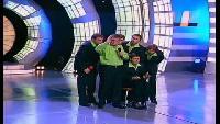 КВН Нарезки КВН Высшая лига (2007) 1/2 - ПриМа - Приветствие