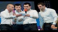 КВН Нарезки КВН Высшая лига (2007) 1/4 - Пирамида - Озвучка