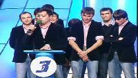 КВН Нарезки КВН Высшая лига (2007) 1/8 - Пирамида - Биатлон 3