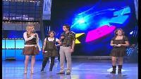 КВН Нарезки КВН Высшая лига (2008) 1/2 - Федор Двинятин - Приветствие