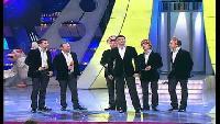 КВН Нарезки КВН Высшая лига (2008) 1/4 - Пирамида - Приветствие