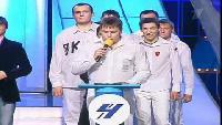 КВН Нарезки КВН Высшая лига (2008) 1/8 - БАК - Биатлон