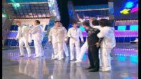 КВН Нарезки КВН Высшая лига (2009) 1/2 - БАК-Соучастники - Приветствие