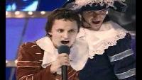 КВН Нарезки КВН Высшая лига (2009) 1/4 - Федор Двинятин - КОП