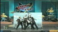 КВН Нарезки Высшая лига (2000) 1/2 - Утомленные солнцем - Приветствие