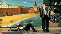 КВН Нарезки Высшая лига (2000) 1/4 - Утомленные солнцем - Приветствие