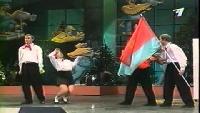КВН Нарезки Высшая лига (2000) Финал - Уральские пельмени Приветствие