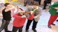 КВН Нарезки Высшая лига (2001) 1/8 - Четыре татарина - Музыкалка