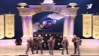 КВН Нарезки Высшая лига (2001) 1/8 - Четыре татарина - Приветствие