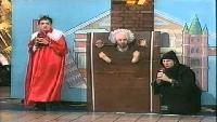 КВН Нарезки Высшая лига (2003) 1/2 - Утомленные солнцем - Приветствие