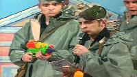 КВН Нарезки Высшая лига (2003) 1/4 - 95 квартал - Приветствие
