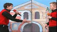 КВН Нарезки Высшая лига (2004) 1/4 - Незолотая молодежь - Приветствие