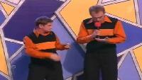 КВН Нарезки Высшая лига (2005) 1/2 - ЧП - Приветствие