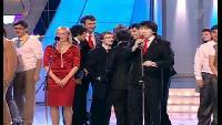 КВН Нарезки Высшая лига (2009) 1/8 - 7 холмов - Разминка