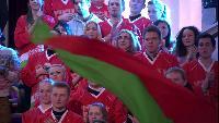 КВН. Высшая лига 2013 Сезон-1 Первая игра одной восьмой финала