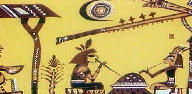 Легенды перуанских индейцев смотреть