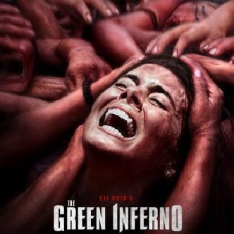 Людоеды атакуют в ужастике «Зеленый Ад» смотреть
