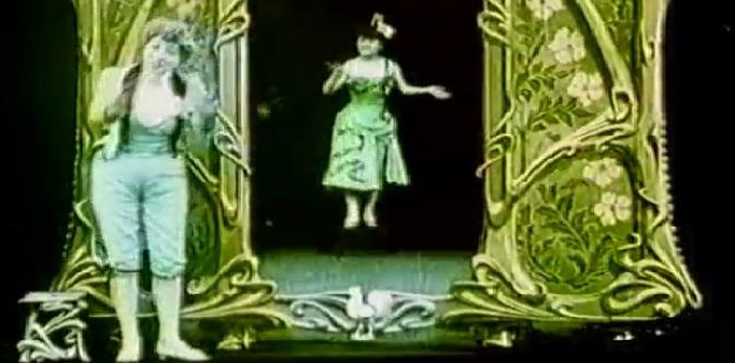 Магическое зеркало смотреть