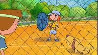 Маленькая Люси Маленькая Люси Маленькая Люси 3 серия. Мяч на корте