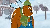 Малыши и Летающие звери Сезон-1 Зимняя прогулка