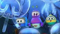 Марин и его друзья. Подводные истории Сезон-1 Охотники за привидениями