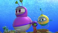 Марин и его друзья. Подводные истории Сезон-1 Тяжело в учении…