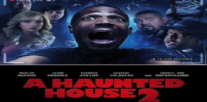 Марлон Уайанс в сиквеле «Дом с паранормальными явлениями 2» смотреть