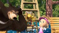 Маша и Медведь Сезон-1 Крик Победы