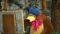 Маша и Медведь Сезон-1 На привале