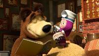 Маша и Медведь Сезон 1 Серия 15. Будьте здоровы!