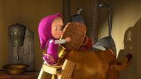 Маша и Медведь Сезон 1 Серия 33. Сладкая жизнь