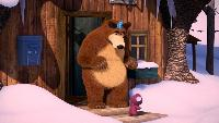 Маша и Медведь Сезон 1 Серия 44. Раз в году
