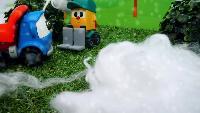 Мастер Тук-Тук Сезон-1 Машинки в снежном заносе