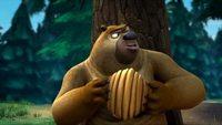 Медведи-соседи 1 сезон 17 серия. Высокое напряжение