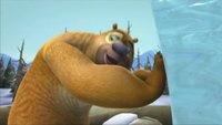 Медведи-соседи 1 сезон 22 серия. Зимние забавы