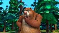 Медведи-соседи 1 сезон 26 серия. Ходячие деревья