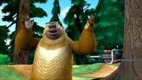 Медведи-соседи 1 сезон 30 серия. Починишь, Вик